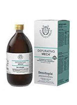 Balestra & Mech Decottopia Depurativo-Mech 500ml
