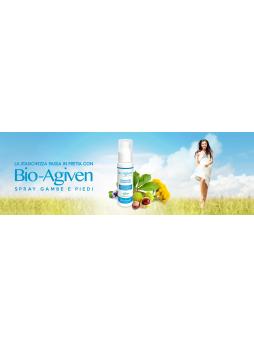 Bio Agiven Gambe e Piedi Spray 100 ml