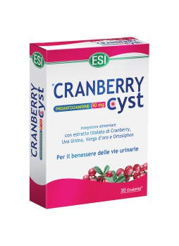 Esi Cranberry Cyst 30 ovalette
