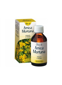 Erboristeria magentina Olio arnica montana 100ml