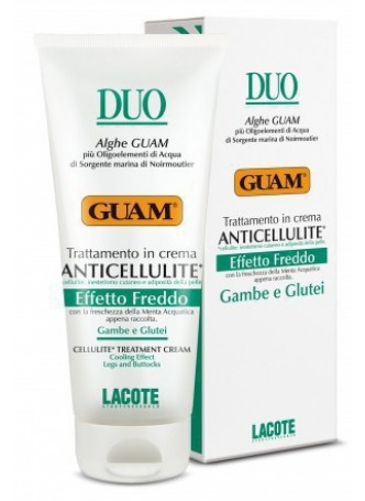 Guam Duo Crema Anticellulite Effetto Freddo 200 ml