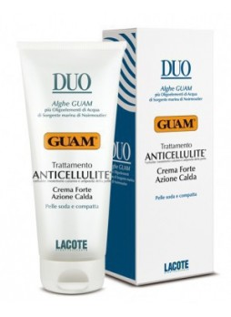 Guam Duo Crema Anticellulite Azione Calda 200 ml