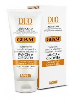 Guam Duo Crema Pancia e Girovita Azione Calda 150 ml
