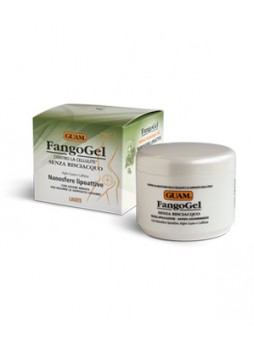 Guam Fangogel Anticellulite senza risciacquo 400 ml