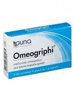 Guna Omeogriphi 6 tubi