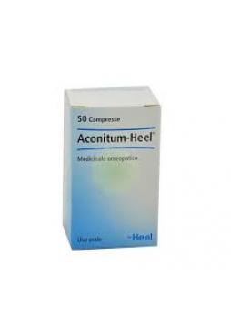 Heel Aconitum 50 Tavolette Guna