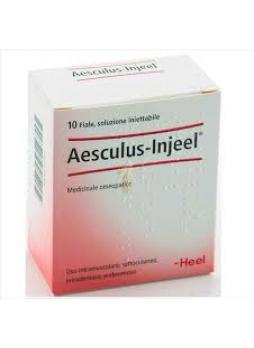 Heel Aesculus Injeel 10 Fiale 1,1ml Guna