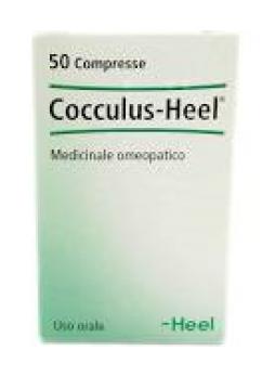 Heel Cocculus 50 Tavolette Guna