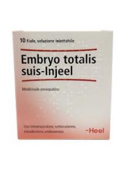 Heel Embryo Totalis Suis Injeel 10 Fiale