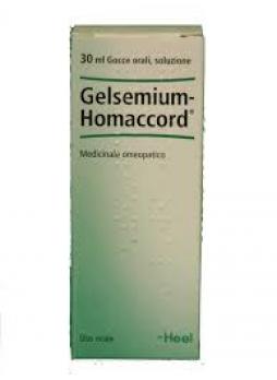Heel Gelsemium Homaccord Gocce da 30 ml Guna