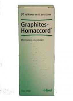 Heel Graphites Homaccord Gocce da 30 ml Guna