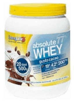 LongLife Absolute Whey cacao polvere