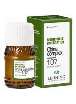 Lehning L 107 gocce orali 30ml
