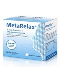 Metagenics Metarelax 20 bustine