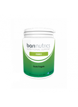 Metagenics Barinutrics Ferro Fragola 90 compresse masticabili