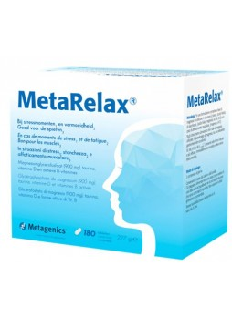 Metagenics Metarelax 180 compresse