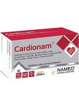 Named Cardionam 60 compresse