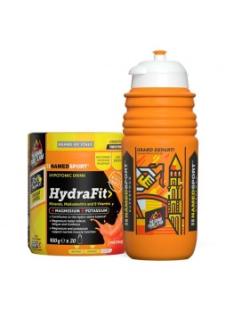 Namedsport Hydrafit 400 gr + SportBottle Tour de France Omaggio