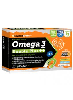 Namedsport Omega 3 Double Plus 30 soft gel