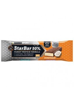 Namedsport Starbar 50% Protein Coconut Heaven 50gr