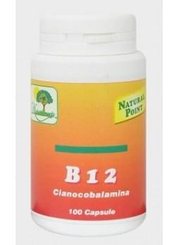 B 12 Cianocobalamina 100 capsule