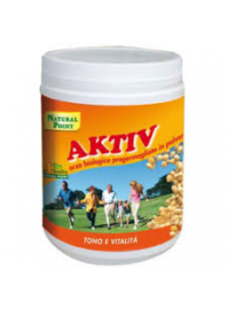 AKTIV polvere d'orzo pregermoliato biologico 300g
