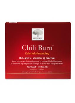 New Nordic Chili Burn 120 compresse