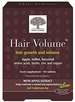 New Nordic Hair Volume 90 compresse
