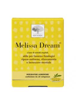 New Nordic Melissa Dream 20 compresse