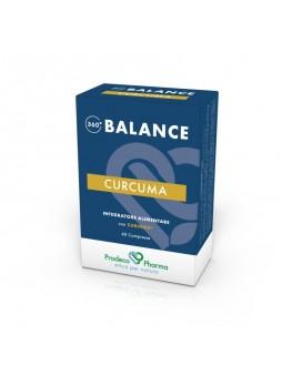 Prodeco 360 BALANCE CURCUMA 60 compresse
