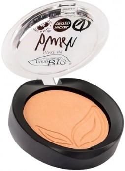 PuroBIO Cosmetics Blush Compatto 03 Pesca Satinato