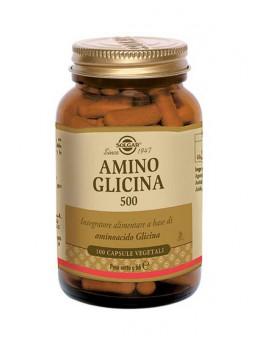 Solgar Amino Glicina 500 100 capsule vegetali