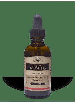 Solgar Vitamina D3 liquida Vita Liquid D3 56ml