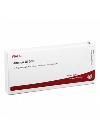 Wala Amnion GL D30 fiale