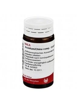 Wala Aconitum China Comp globuli velati 20g