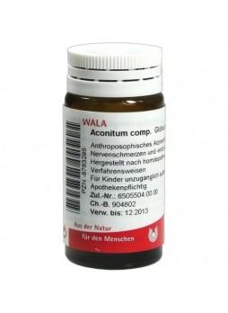 Wala Aconitum Comp globuli velati 20g