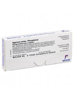 Weleda Agaricus comp Phosphorus 8 fiale da 1ml