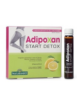 Adipoxan Start Detox 6 fl