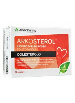 Arkopharm Arkosterol 60 cps