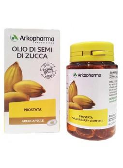 Arkopharm Olio di Semi di Zucca 60 cps