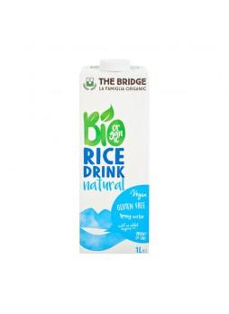 Bio Rice Drink Natural 1 lt