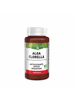Erbavita ALGA CLORELLA monoplanta 60 capsule
