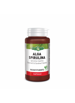 Erbavita ALGA SPIRULINA monoplanta 60 capsule