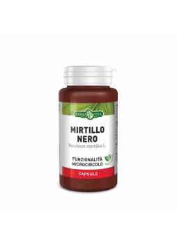 Erbavita MIRTILLO NERO monoplanta 60 capsule