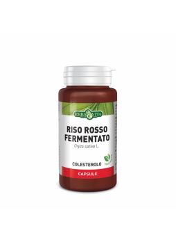 Erbavita RISO ROSSO FERMENTATO monoplanta 60 capsule