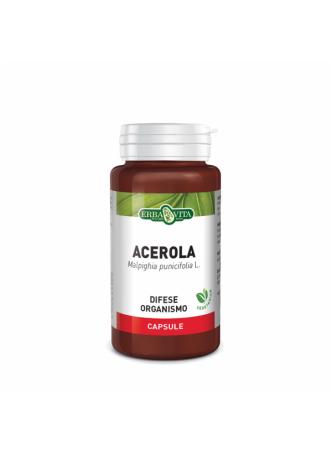 Erbavita ACEROLA monoplanta 60 capsule
