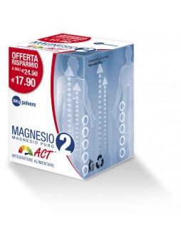 Magnesio 2 puro Act 300g