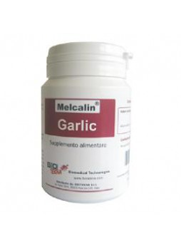 Melcalin Garlic 84 cp