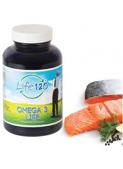 Life 120 Omega 3 Life 150 prl