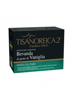 Tisanoreica Bevanda al gusto Vaniglia 4 buste